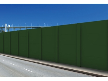 Dunewall Extra High Commercial and Industrial Sound Barriers from Wallmark l jpg