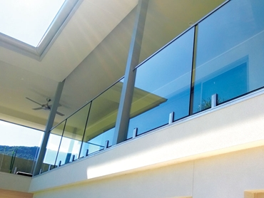 Glass Balustrades from Dimension One Glass Fencing