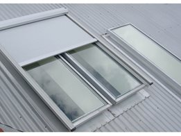 Retractable Sunroofs for Skylights, Sunrooms and Outdoor Areas from Issey Sun Shade Systems