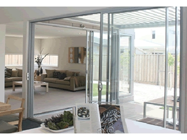 Contemporary Sliding doors for easy opening from Trend Window and doors l