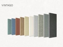 All new Vintago range: Natural, lively and unique