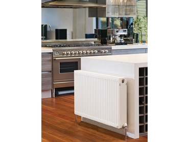 Elite Steel Panel Radiators provide natural diffusion of heating by radiation and convection for uniform heating