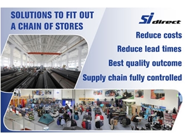 High quality with reduced costs and lead time with SI Direct