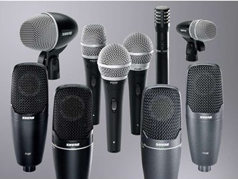 Professional audio and sound systems