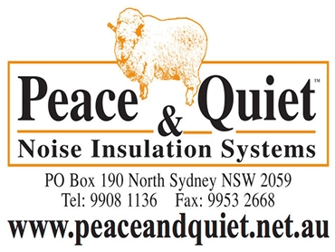 Peace and Quiet Logo