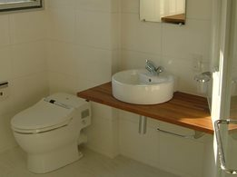 PUDA student accommodation bathroom solutions