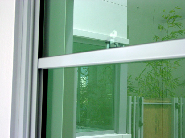 Hudson double hung window