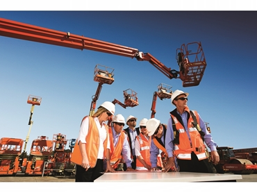 Building and Construction Equipment Hire Services l