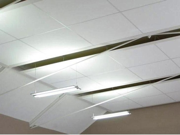 Acoustic Ceiling Panels for Sound Absorption from Sontext l jpg
