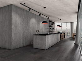 Kerlite: Thin porcelain slabs & tiles to laminate any surface