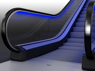 Tailored Escalators for Retail Centres from KONE Elevators