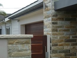 Natural slate multi-layered Ardesia Stone cladding