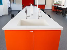 Corian® for education applications