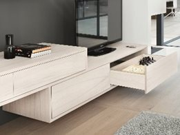 MOVENTO – concealed runner system for wooden drawers and pull-outs
