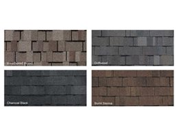 Independence Shingle Range