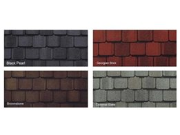 Grand Manor Shingle Range