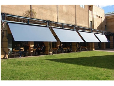 External Retractable Blinds and Awnings from Issey Sun Shade Systems l jpg