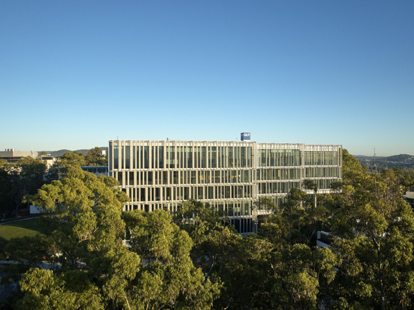 Queensland University of Technology addition nature