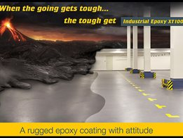 CCS Industrial Epoxy Sealers designed for heavy duty applications