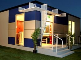Innovative and contemporary modular buildings and constructions