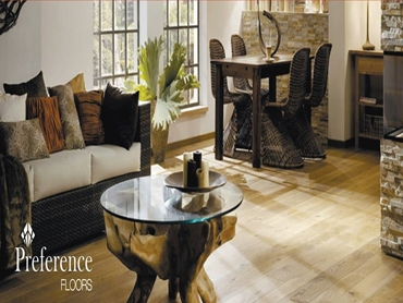 Authentic European Oak look laminates available in popular washed out cool muted tones combined with long and wide planks. A real alternative to timber flooring without compromise.