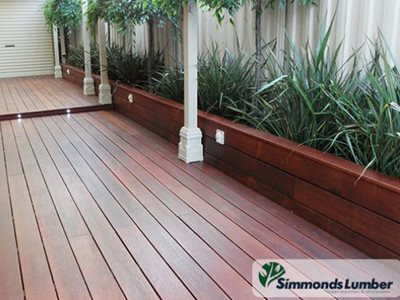 Simmonds Lumber Timber Decking Outdoor