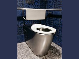 Toilets, in Stainless Steel are the most hygienic and strongest solution for any public amenity.
