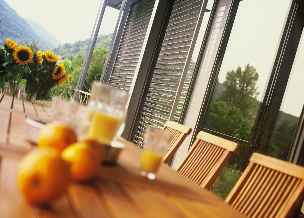External Venetian Blinds by LouvreTec