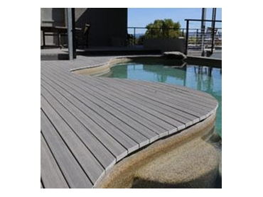 Australian made composite decking board from Modwood