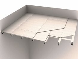 PROMATECT® 100: Single layer systems for walls and ceilings up to 120/120/120 FRL