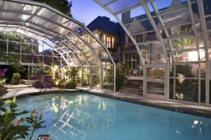 Libart Retractable Structures for easy outdoor living