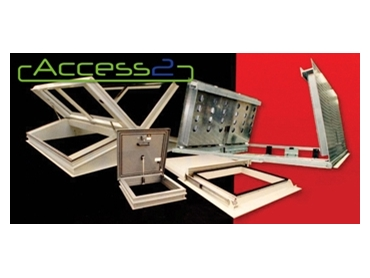 Access2 Fire Rated and Insulated Prestige Roof Access Hatches