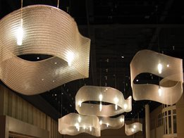 Luxurious lighting features with Luxmaile™
