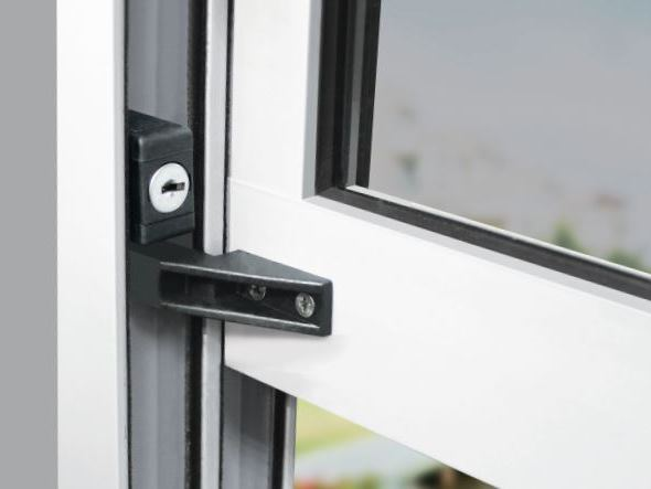 Double Hung Window Restrictor DS259