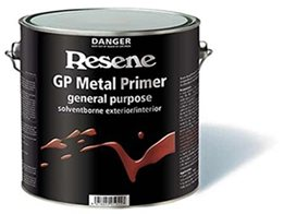 Resene GP Metal all-purpose Primer