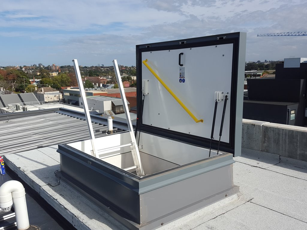 Fire Rated Roof Hatch: Safe, secure and fire-resistant access solution