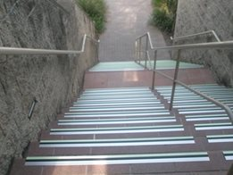 Aluminium Stair Nosings by Just Mats