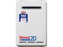 Continuous Flow Hot Water Systems for Domestic Applications from Rinnai Australia