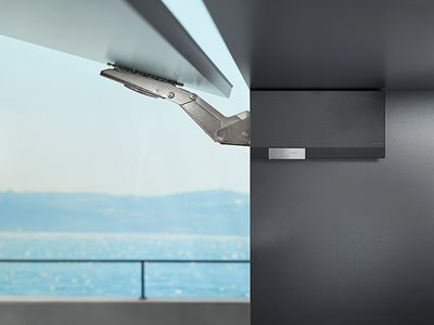 AVENTOS Over Head Cabinet Hinge Solution