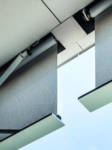 Detailed product image of recess awning