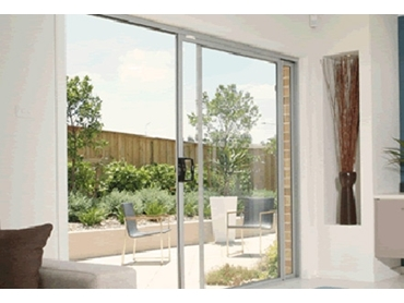 Contemporary Sliding doors for easy opening from Trend Window and doors