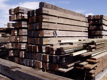 Structural Solid Timber Posts by Nullarbor Timber l jpg