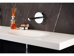 Latitude Shower, Bath and Basin Tapware by Accent International