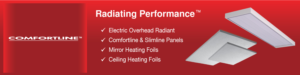 Overhead Heating: Electric & Gas