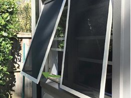 Invisi-Scape®: Emergency escape security screens