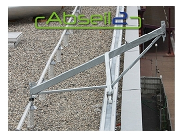 Abseil2 Engineered Davit System for Abseil, Access Solutions and Confined Spaces