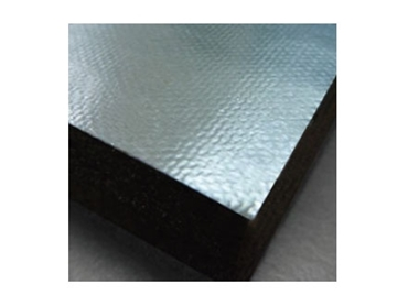 High quality physically crosslinked polyolefin foam with composite multilayer for strength