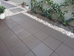 Esplanade Paving by National Masonry - Clean Lines to Enhance Everyday Living