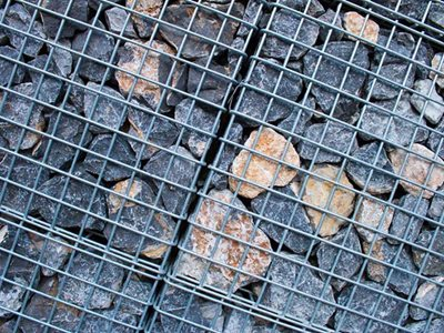 Gabion Welded Wire Mesh Arrow Metal