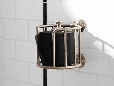 Artifacts Vertical Toilet Paper Holder